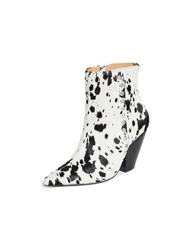 spotted-booties by toga-pulla