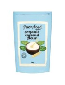 the-groovy-food-company-organic-coconut-flour-500g by sainsburys