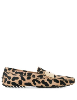 animal-print-loafers by tods