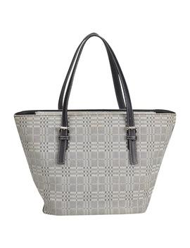 Cloth Handbag by Burberry