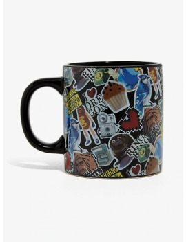 life-is-strange-stickers-mug by hot-topic