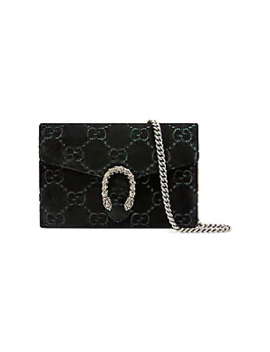 mini-dionysus-velvet-chain-wallet by gucci