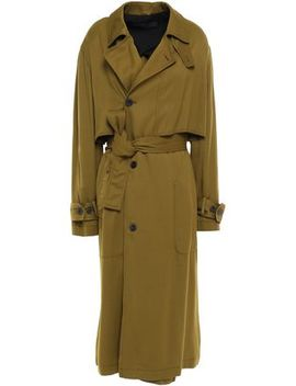 twill-trench-coat by haider-ackermann