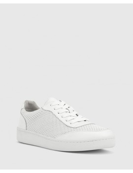 Grady White Leather Sneaker by Wittner
