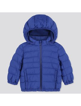 babies-toddler-light-warm-padded-hooded-parka by uniqlo