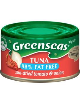 Greenseas Tuna Sundried Tomato & Onion 95g by Woolworths