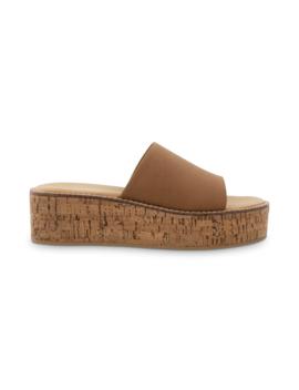 Jaye Tan Milan  Sandals by Tony Bianco