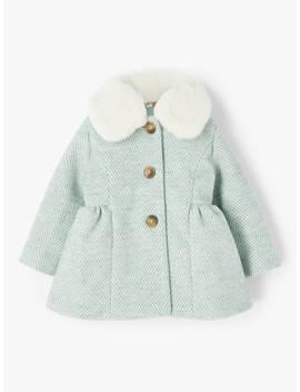 john-lewis-&-partners-baby-formal-coat,-light-blue by john-lewis-&-partners