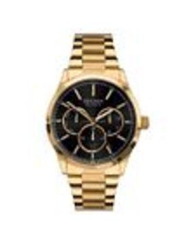Sekonda Men's Multi Function Stainless Steel Bracelet Watch by H.Samuel