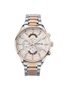 Sekonda Men's Two Tone Bracelet Watch by H.Samuel