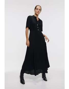 długa-koszulowa-sukienka by zara