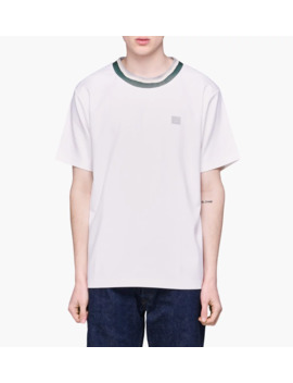 elsom-face-tee by acne-studios