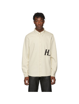 off-white-masc-button-down-shirt by helmut-lang