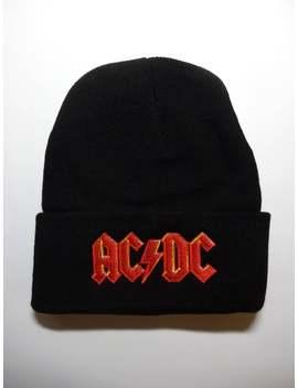 ac_dc-knit-beanie-hat by etsy