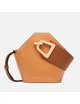 danse-lente-womens-mini-johnny-bucket-bag---light-brown by danse-lente