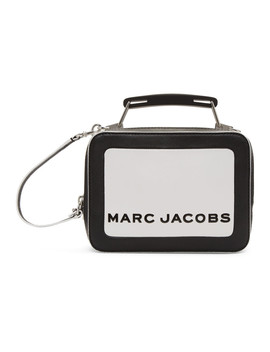 black-&-white-the-box-bag by marc-jacobs
