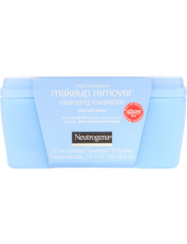 neutrogena,-makeup-remover-cleansing-towelettes,-ultra-soft-cloths,-25-pre-moistened-towelettes by neutrogena