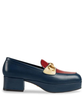 horsebit-platform-loafers by gucci