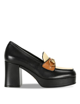 platform-loafer-with-horsebit by gucci