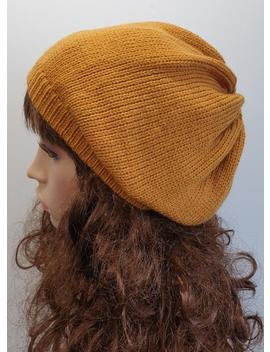 knitted-women-beret,-small-beret-hat,-knit-little-french-beret,-handmade-beanie,-hat-for-women,-knitted-winter-hat,-warm-beanie-hat,-gift by etsy