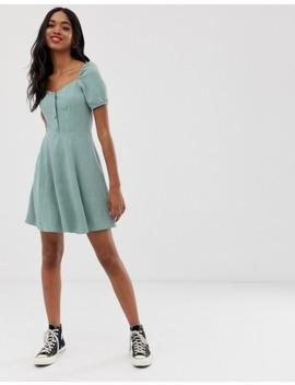 mintfarvet-kjole-fra-new-look by new-look