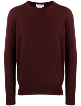 cashmere-and-wool-blend-sweater by alexander-mcqueen
