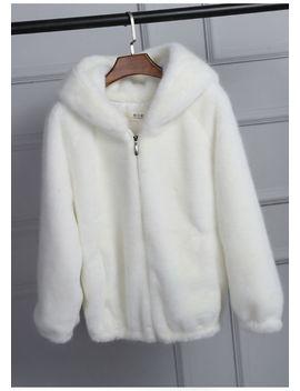 faux-fur-crop-hooded-coat-cream-beige by lily-lulu-fashion