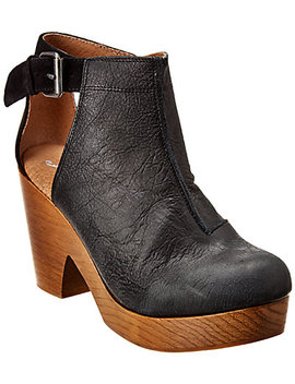 Free People Amber Orchard Leather Bootie by Free People