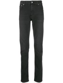 skinny-fit-jeans by alexander-mcqueen