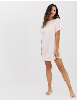 asos-design---t-shirt-de-pyjama-de-mariée by asos-design