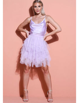 tulle-high-waisted-tiered-mini-skirt-lilac-purple by lily-lulu-fashion