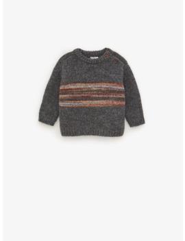 spun-pattern-sweater by zara
