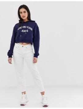 calvin-klein-jeans---authentic---hoodie-avec-logo by calvin-klein