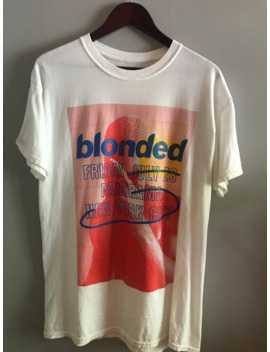 blonded-tour-tee by frank-ocean  ×