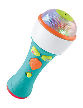 Elc Musical Sing Along Mic by Mothercare