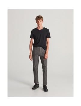 Spodnie Chino Slim Fit by Reserved