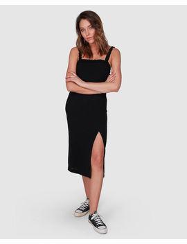 Talia Midi Dress by Nunui