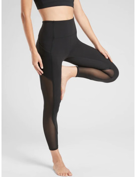 Vitality Stash Pocket 7/8 Tight In Powervita™ by Athleta