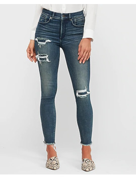 high-waisted-denim-perfect-lift-ripped-frayed-hem-ankle-leggings by express