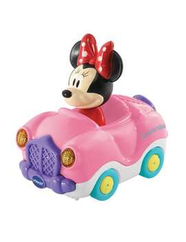 Vtech Disney Toot Toot Minnie Convertible by Dunelm
