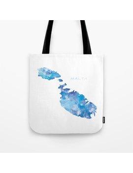 Malta Tote Bag by Society6