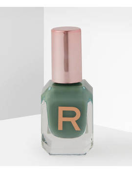 high-gloss-nail-polish-sage by makeup-revolution