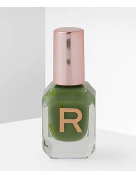 high-gloss-nail-polish-camo by makeup-revolution
