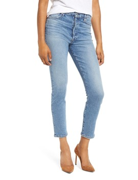 olivia-high-waist-slim-ankle-jeans by citizens-of-humanity