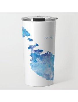 malta-travel-mug by society6