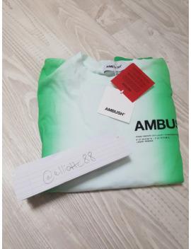ambush-homecoming-lagos-2019-exclusive-dip-dye-tee by ambush-design  ×