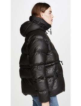 original-a-line-puffer-jacket by hunter-boots