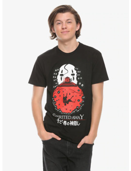our-universe-studio-ghibli-spirited-away-falling-deeper-t-shirt by her-universe