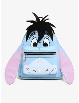 Loungefly Disney Winnie The Pooh Eeyore Figural Mini Backpack   Box Lunch Exclusive by Box Lunch