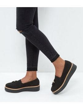 black-metal-trim-platform-loafers by new-look